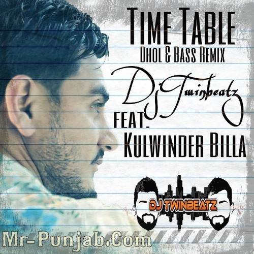 free download Time Table (Dhol Bass Remix) Dj Twinbeatz full mp3 songs