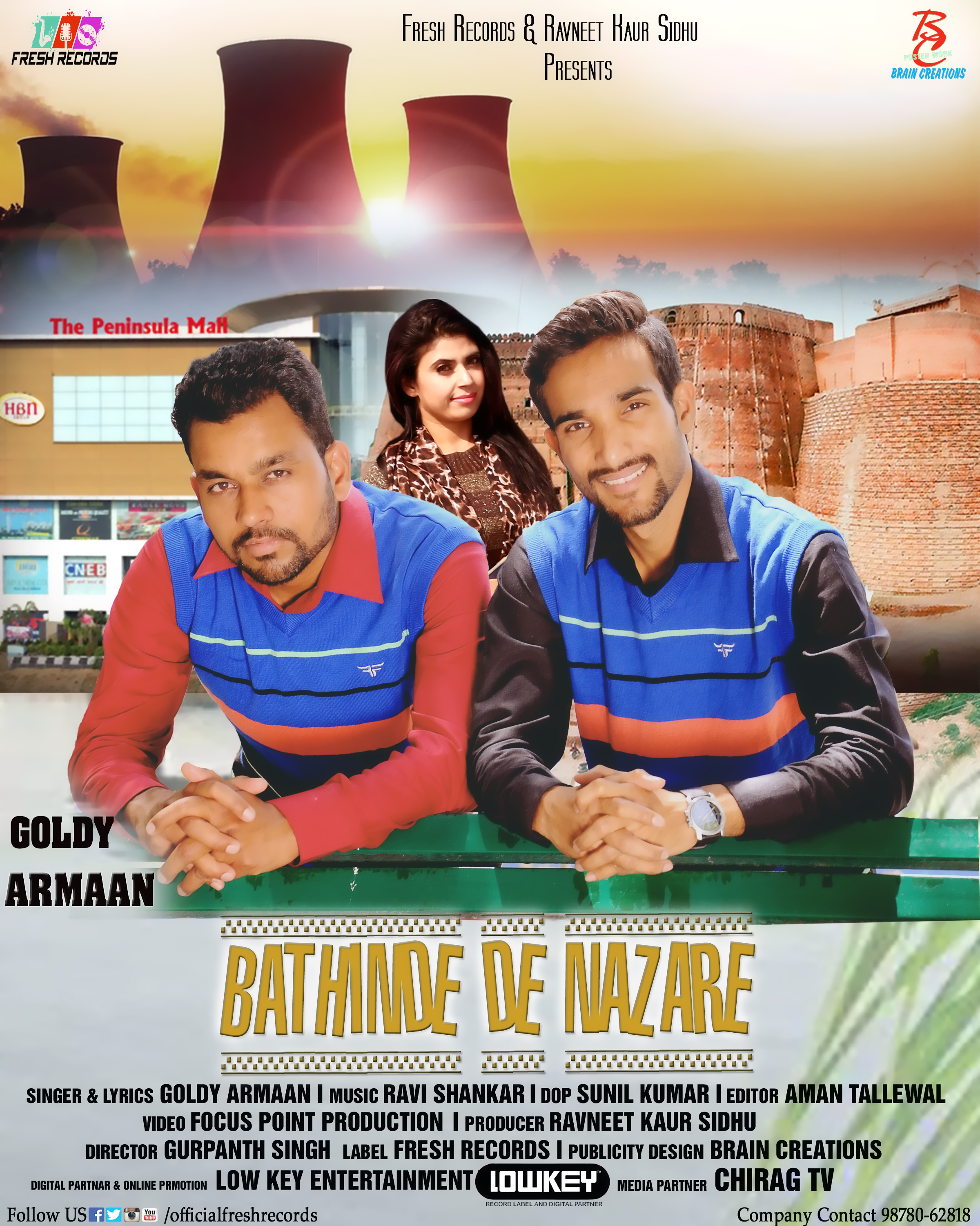 free download Bathinde De Nazare Goldy Armaan full mp3 songs