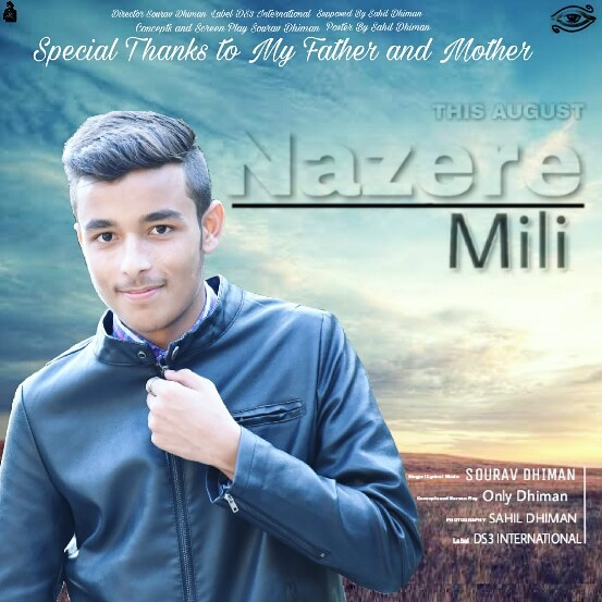free download Nazare Mili Sourav Dhiman full mp3 songs