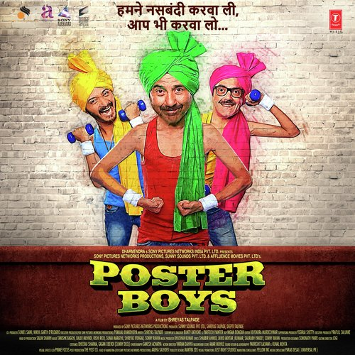 Poster Boys Movie Yash Narvekar, Ikka Singh & more free download full album in mp3 formats mp3 songs