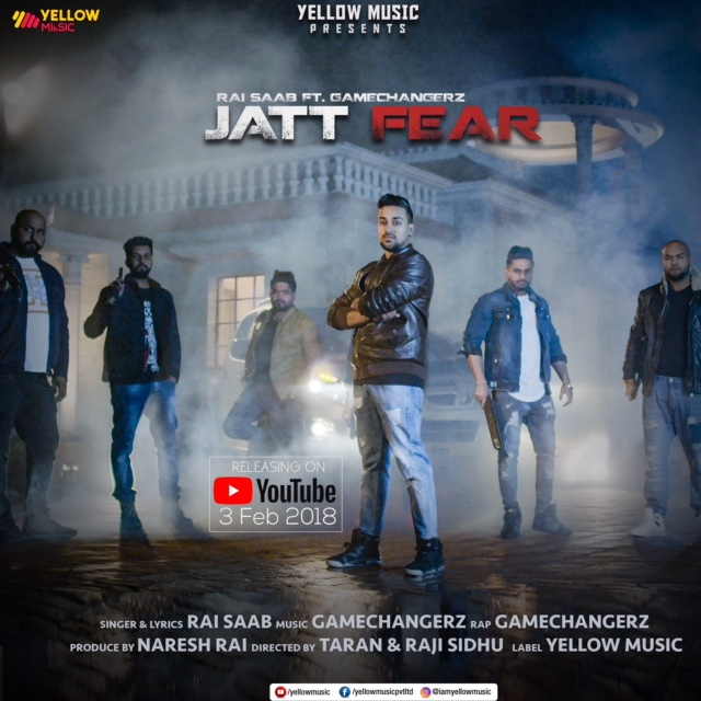 free download Jatt Fear Ft. Gamechangerz Rai Saab full mp3 songs